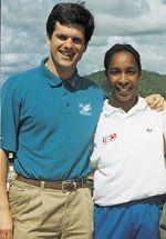 Timothy P. Shriver, PhD; Chairman, Special Olympics Inc.