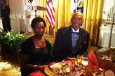 Loretta And Kareem Abdul Jabbar