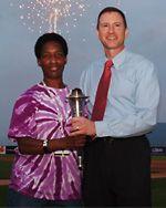 Matthew B. Aaron, President and CEO, Special Olympics Pennsylvania