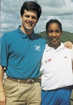 Timothy P. Shriver, PhD; Chairman, Special Olympics Inc.