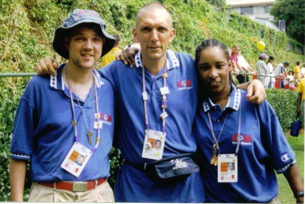 1999 World Games Marathon Runners